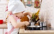 Las mejores cocinitas de juguete para pequeños chefs