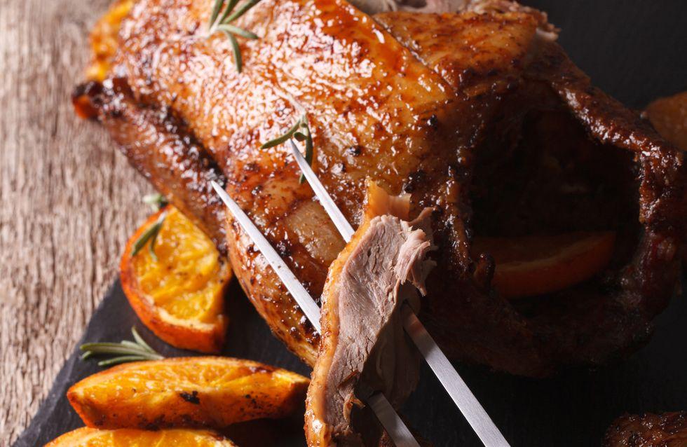 Comment bien préparer le canard, une volaille raffinée pour un repas festif ?