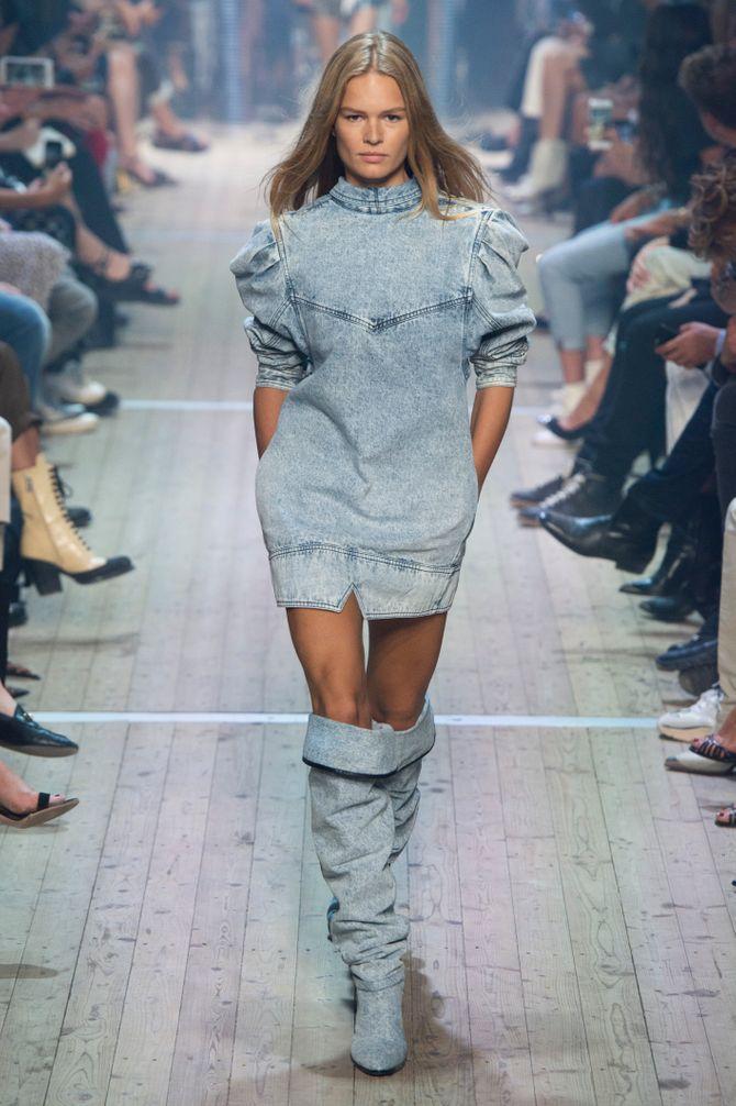 Modetrends Frühjahr/Sommer 2019: Denim