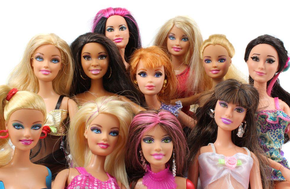 tutte le barbie