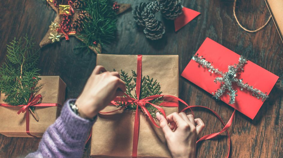 Envoltorios originales DIY: esta Navidad sorprende con tus regalos