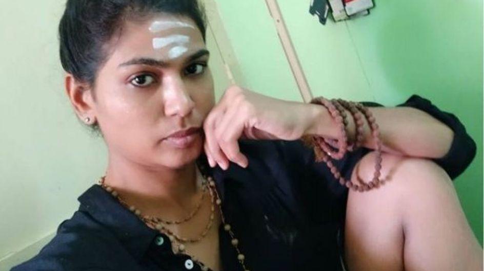 Cette indienne a été arrêtée pour avoir montré un bout de cuisse sur les réseaux sociaux