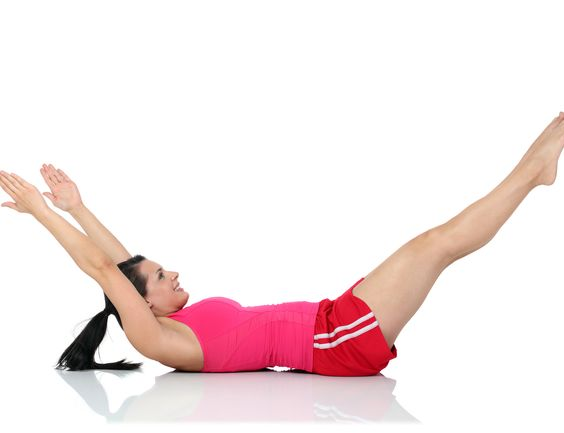 Pilates exercise to do often for the stomach and legs