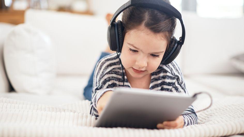 34 % des enfants de 4 à 10 ans présentent déjà des problèmes de vue