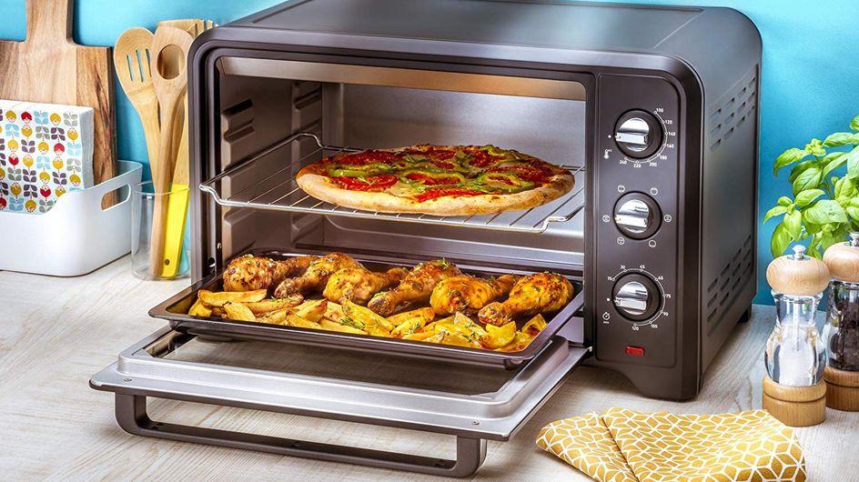 4 mini-forni a circa 100 euro per chi ha poco spazio ed un budget ridotto