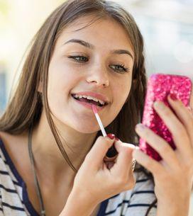 Les cosmétiques sont responsables de la puberté précoce chez les jeunes filles