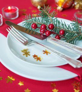 I migliori set di piatti per decorare la tua tavola a Natale