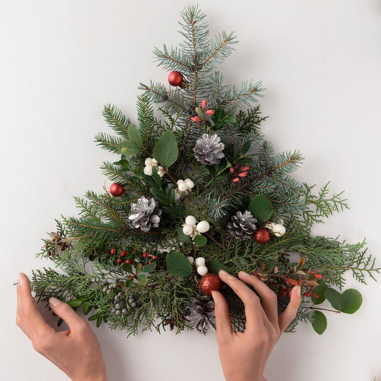 Wo Kommt Der Weihnachtsbaum Her.Nadelfrei Und Nachhaltig 5 Geniale Weihnachtsbaum Alternativen