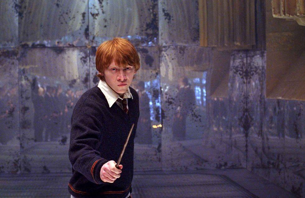 Rupert Grint a failli quitter la saga Harry Potter et explique pourquoi