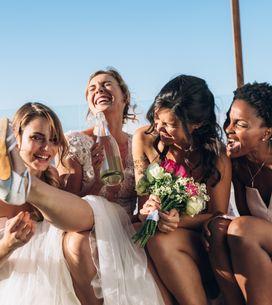 11 geniale Geschenke, die deine Brautjungfern lieben werden