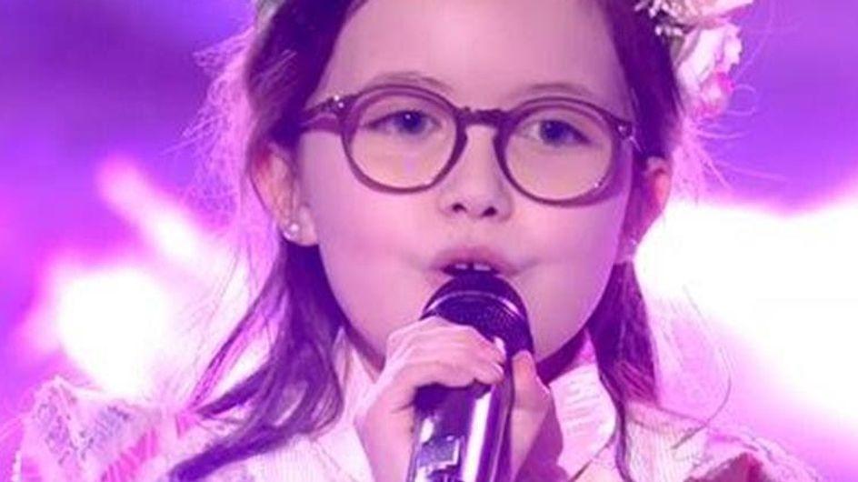 Emma remporte la grande finale de The Voice Kids