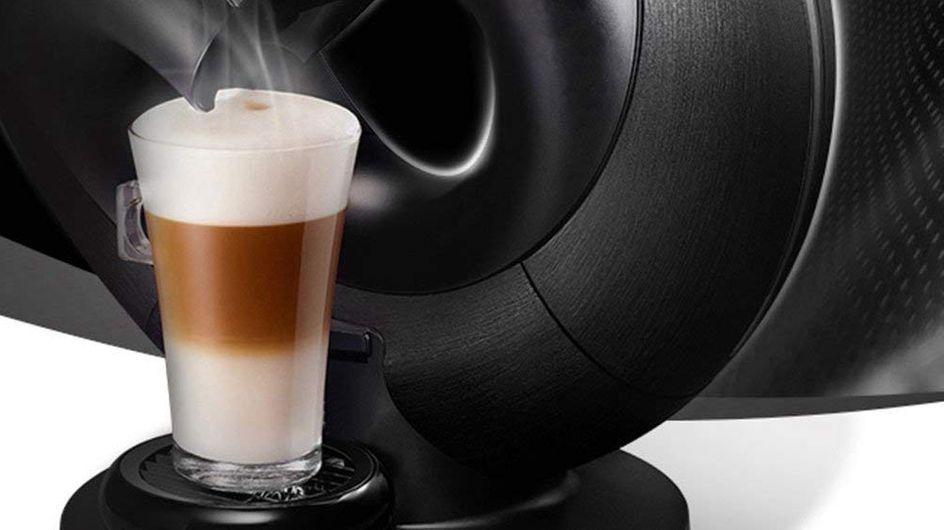 Avis aux amateurs de bon café : on vous présente la machine à café Dolce Gusto