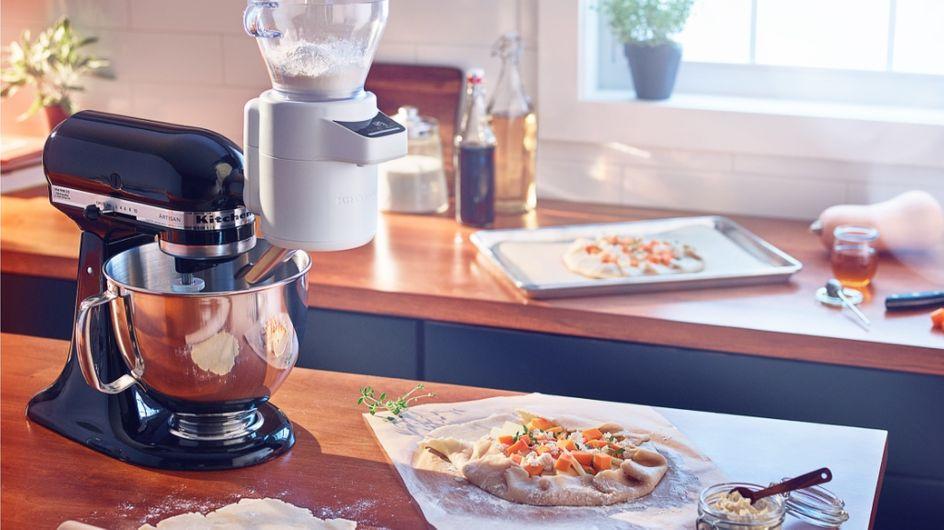 À l'occasion des fêtes, profitez du robot pâtissier KitchenAid à 37% de réduction