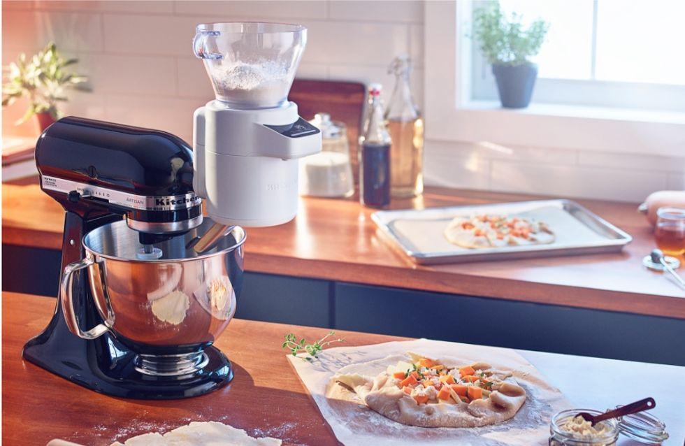 Pour les fêtes, ne passez pas à côté du robot pâtissier KitchenAid, disponible à -37%