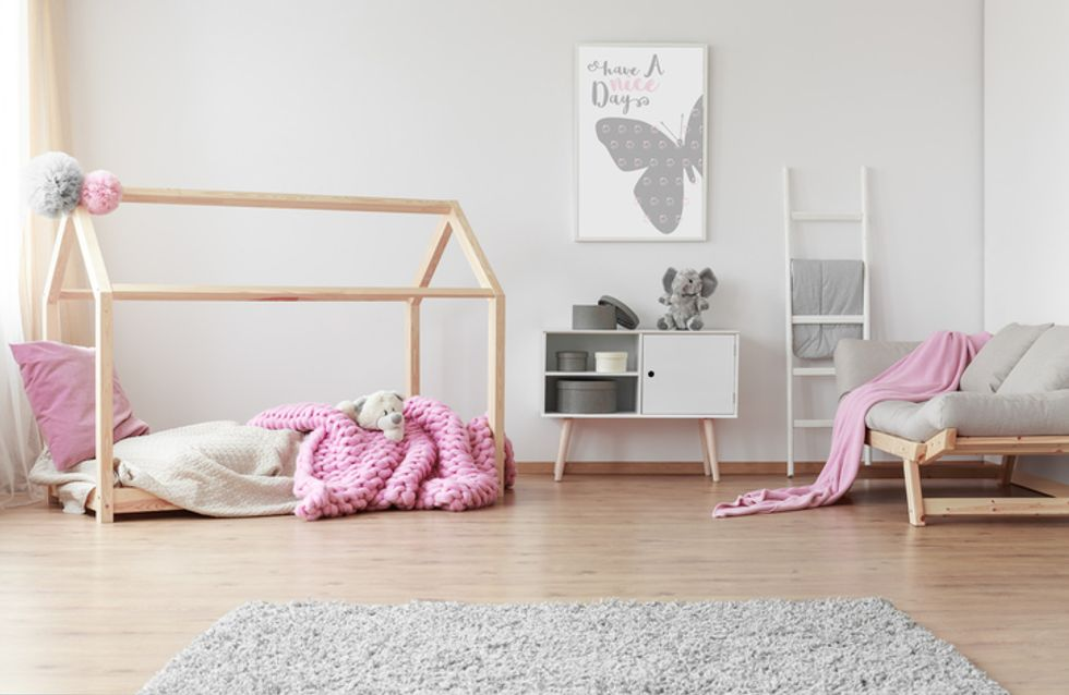 Tutti i consigli per una baby room pratica e ben organizzata