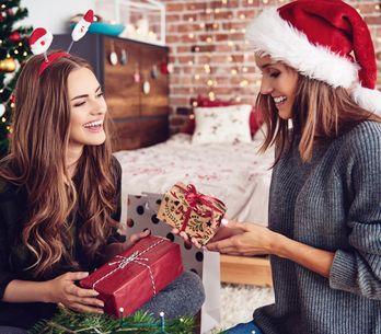 Estas navidades regala un set de maquillaje de marca
