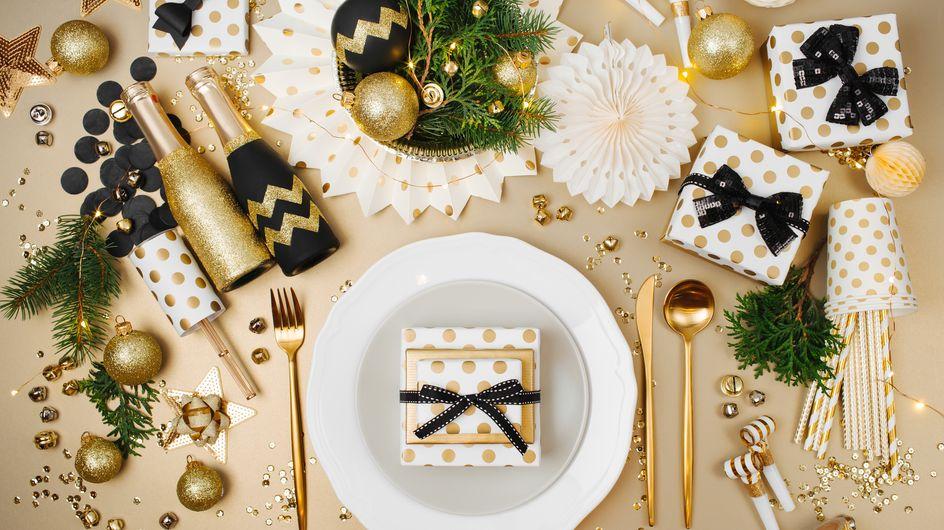 Ideas geniales para decorar tu mesa esta navidad