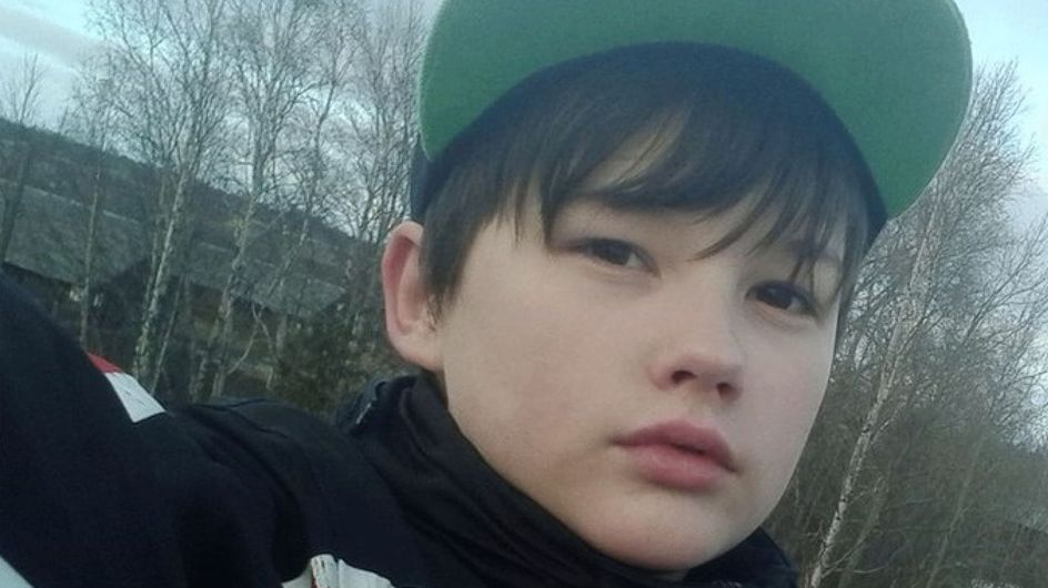 A 16 ans, il meurt en héros en sauvant sa mère d'un homme qui tentait de la violer