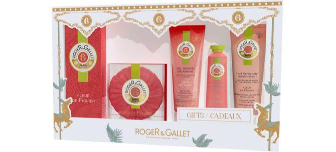 """Coffret """"Fleur de Figuier"""", Roger&Gallet - 49,50 euros"""
