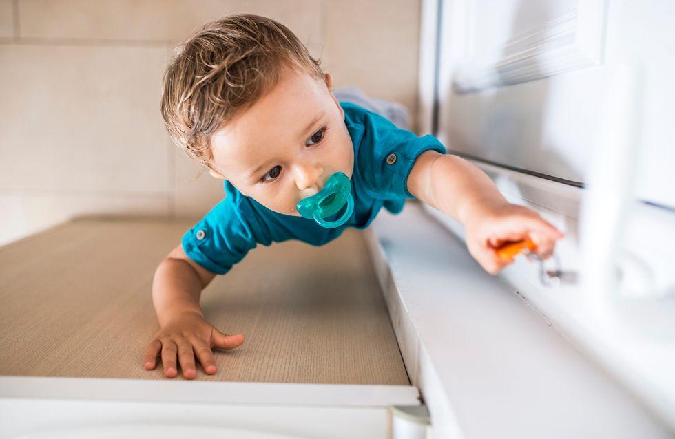 ¿Cómo hacer de tu hogar un lugar seguro para tu bebé?