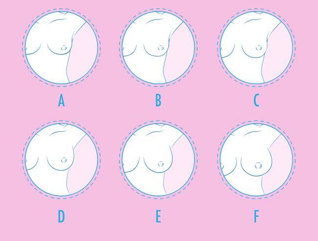 7cead160a74b Come scegliere il reggiseno: coppa e taglia giuste per il tuo seno!