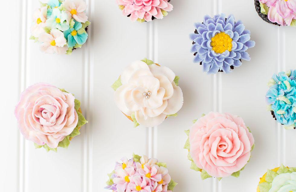 Buttercremeblumen & Co: 5 einfache Deko-Hacks für echte Angeber-Torten