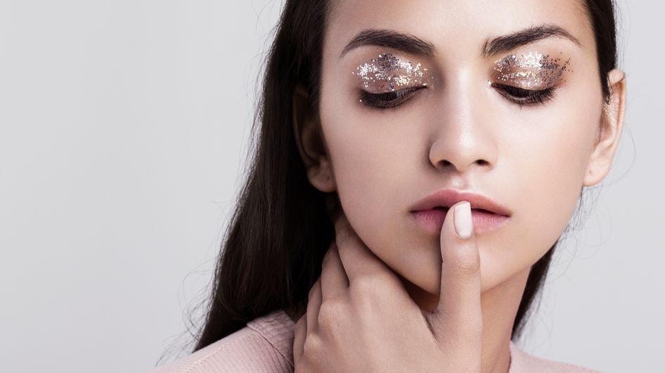Silvester-Make-up schminken: So gelingt der Glamour-Look