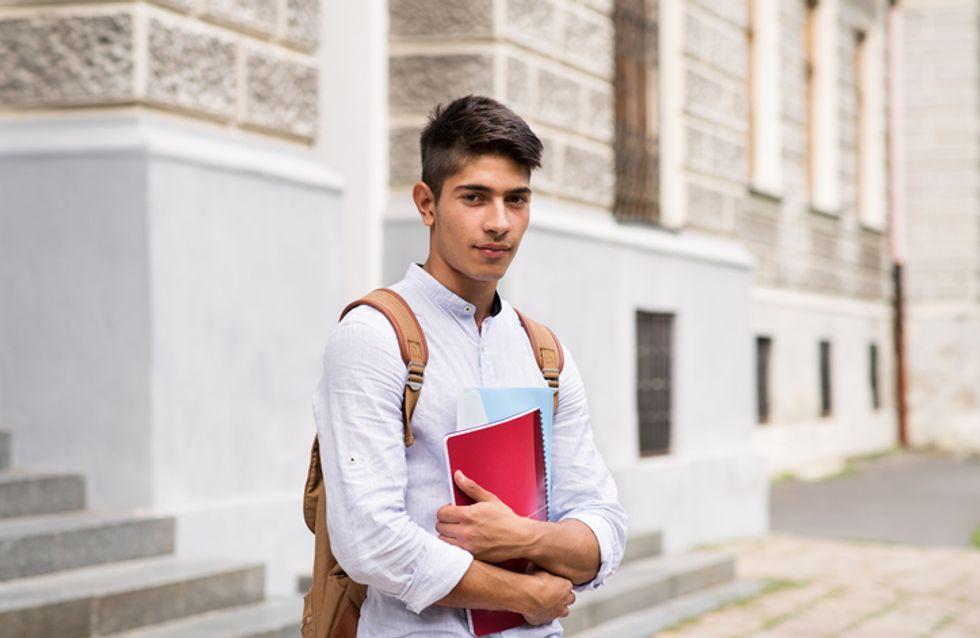 Manifestations lycéennes : le magnifique geste de Tom, 17 ans, pour une victime handicapée