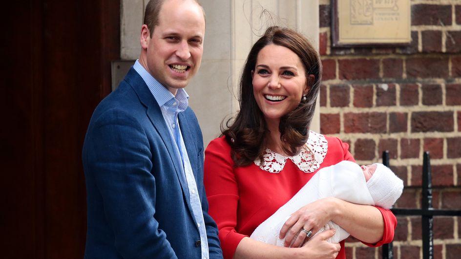 Kensington Palace publie une photo inédite du prince Louis et il a bien grandi !