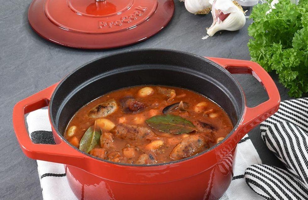 Pourquoi cuisiner dans une cocotte en fonte ?
