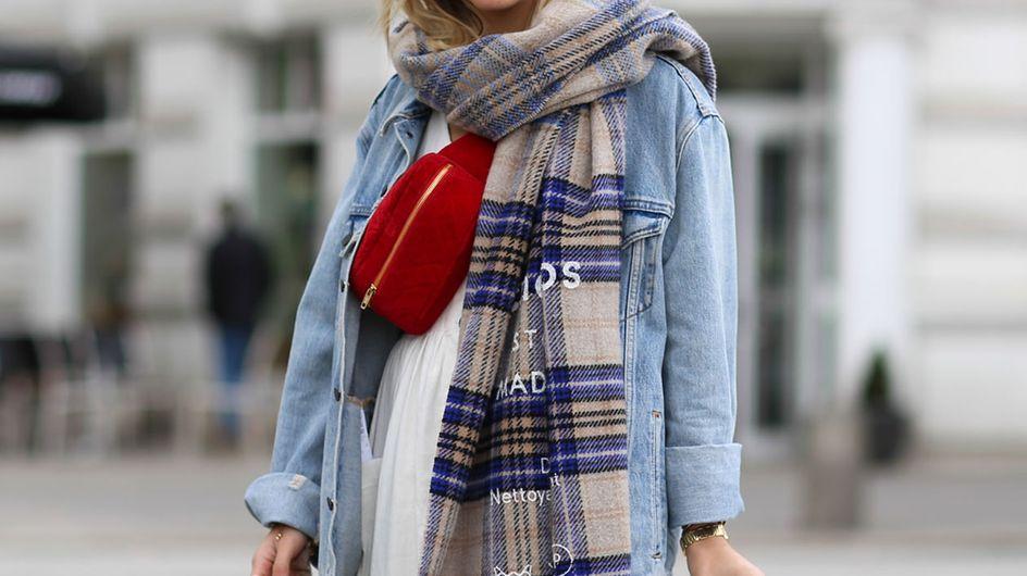 Schal-Trends im Winter 2020: Das sind die It-Accessoires