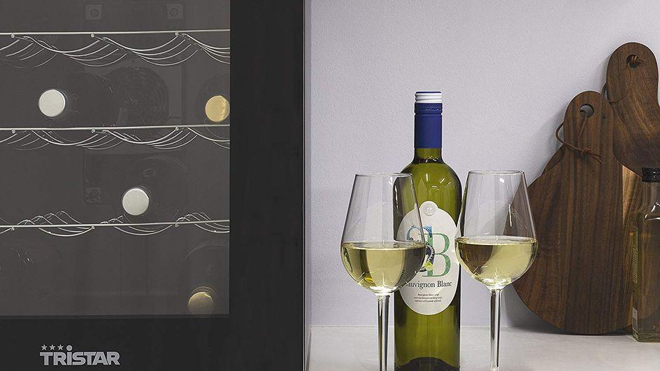 Sélection de caves à vin petit format