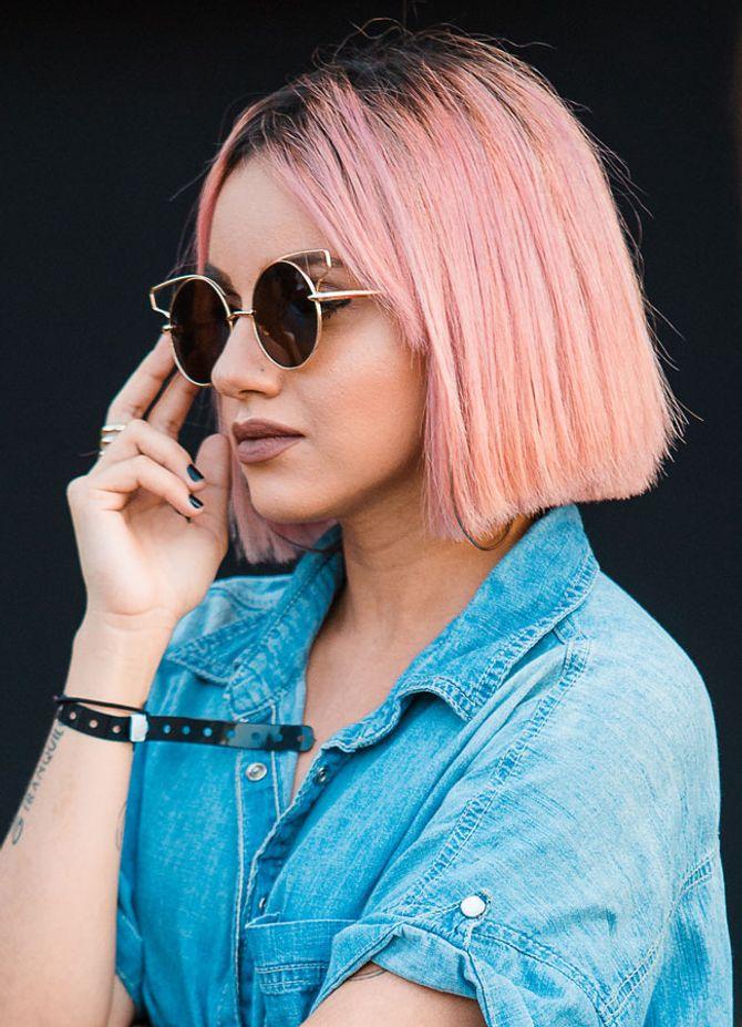 Trendfarben Haare