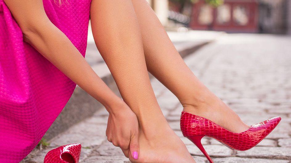 5 inventions révolutionnaires pour dire adieu au mal de pieds !