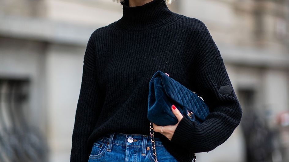 Maglione a collo alto: 4 mosse per indossarlo come le fashioniste
