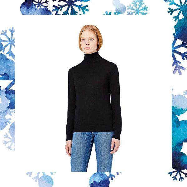 4437f9d54b Maglione collo alto: 4 mosse per indossarlo come le fashioniste