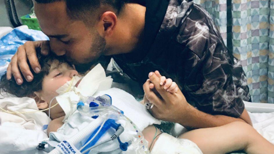 Alors qu'il va mourir, ce petit garçon de 2 ans est privé de sa mère