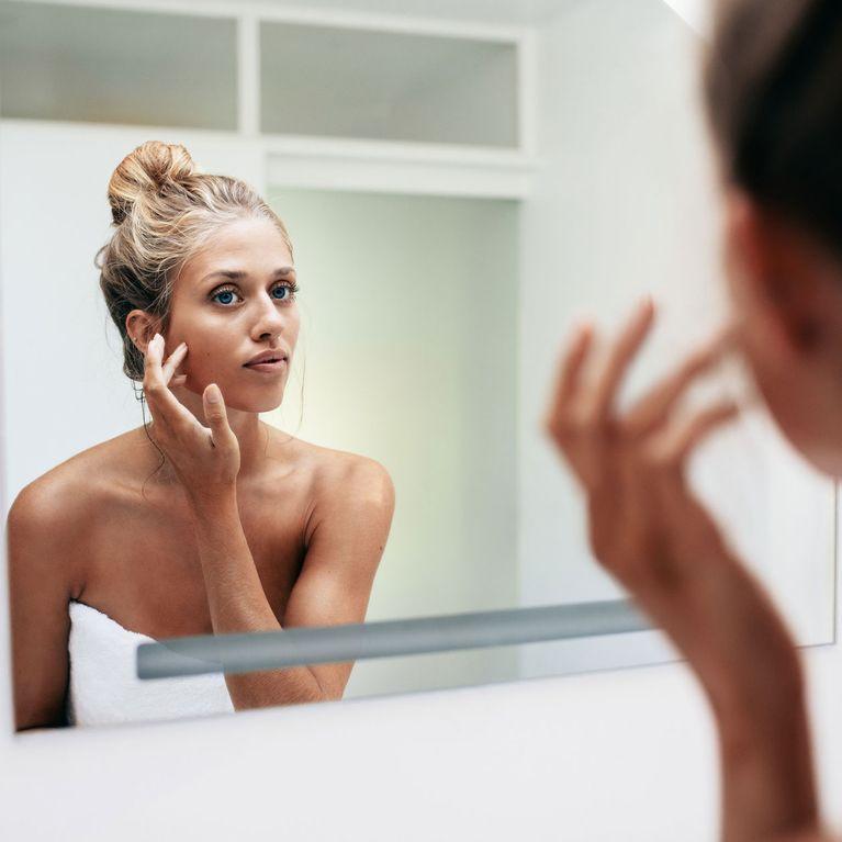 Fettige Haut Das Hilft Gegen Glanz Und Grosse Poren