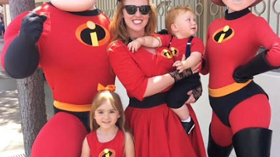 Complètement fan de Disneyland, cette famille s'y rend toutes les semaines (vidéo)