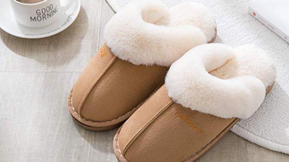 Gardez vos pieds au chaud avec notre sélection de chaussons à adopter cet hiver