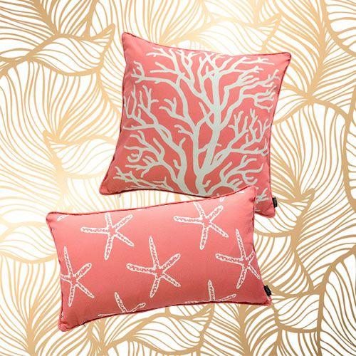 Trendfarbe 2019 So Stylst Du Living Coral In Deinem Zuhause