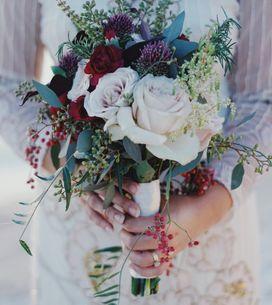 Bouquet da sposa: 8 tendenze super cool da sfoggiare al matrimonio!