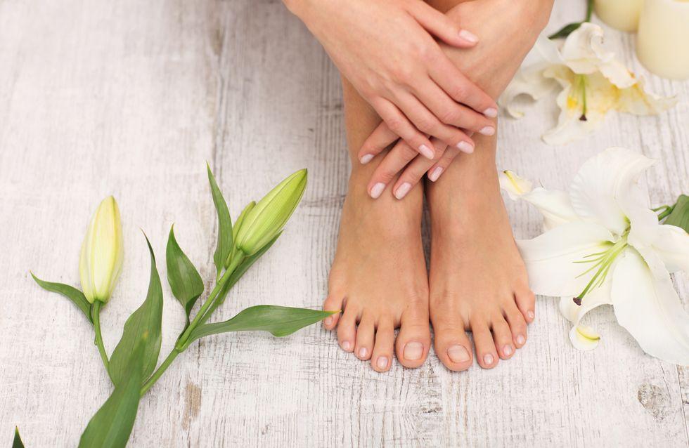 Los 7 cuidados esenciales para pies delicados