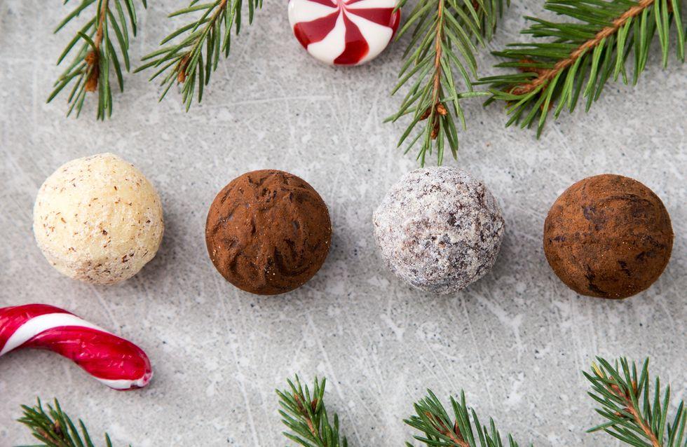 Les truffes au chocolat maison, faciles !