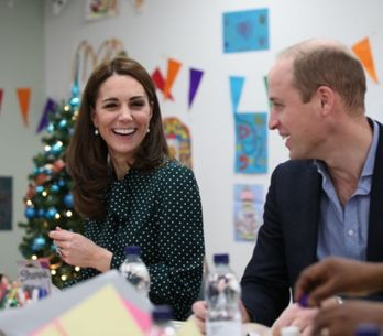 Kate et William passeront Noël avec Harry et Meghan