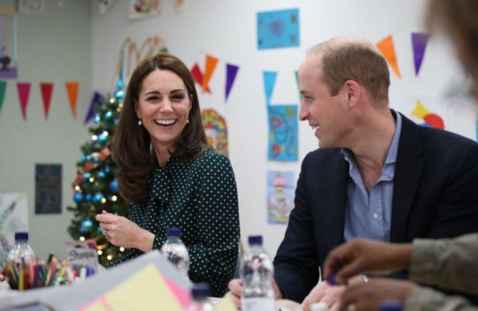 Kate et William passeront Noël avec Harry et Meghan