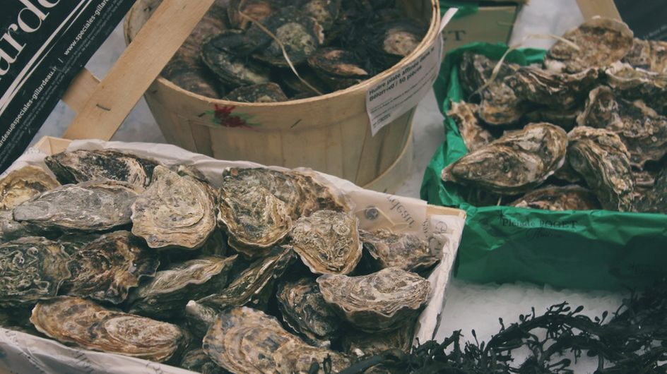 Les huîtres à la casserole !