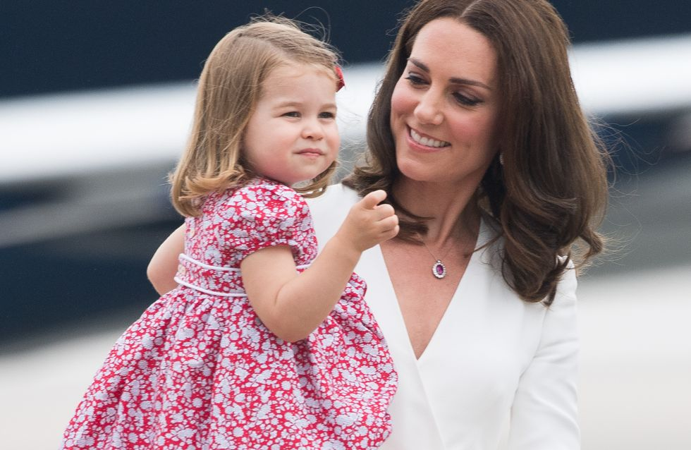En plein shopping, Kate Middleton dévoile l'adorable surnom qu'elle donne à sa fille