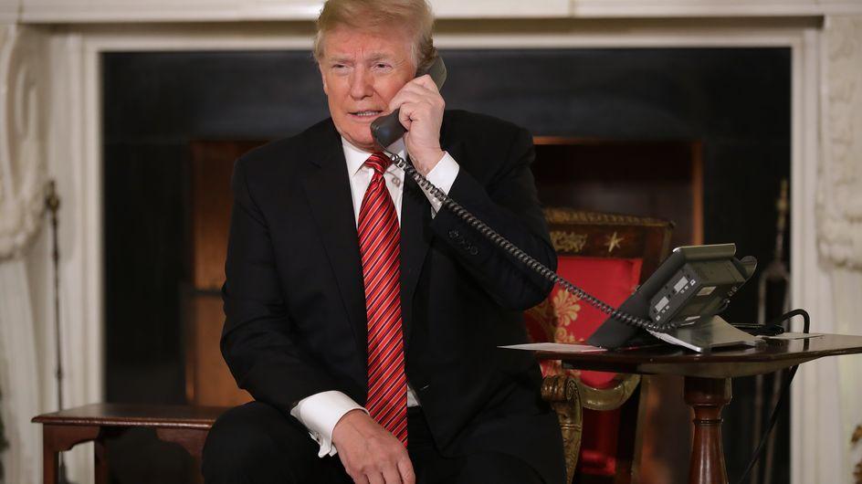 Donald Trump se moque en direct d'une fillette qui croit encore au Père Noël