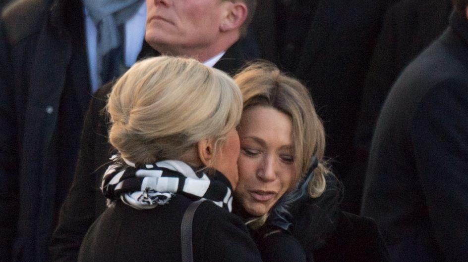 Comment Brigitte Macron a pris Laura Smet sous son aile après la mort de Johnny Hallyday